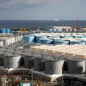 A Tokyo si dibatte sul trizio di Fukushima, ma l'oceano è di tutti