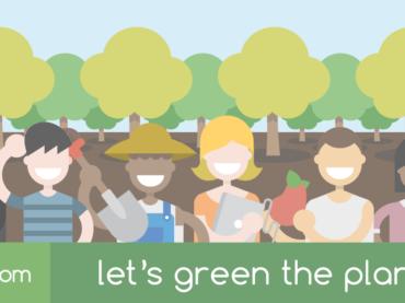 Treedom: pianta il tuo albero per salvare l'aria