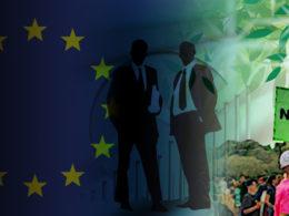 Il pollice verde europeo