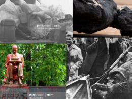 Statue e memoria: crollo non significa oblio