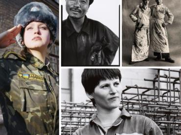 Uniform: la divisa da lavoro nelle immagini di 44 fotografi