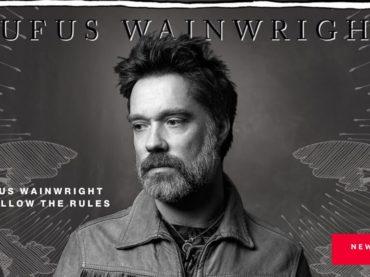 La ricerca del pop perfetto: torna il dandy Rufus Wainwright
