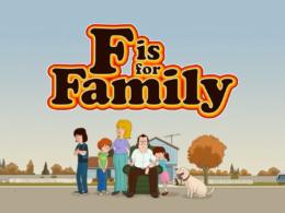 """F IS FOR FAMILY e la famiglia """"perfetta"""" che non esiste"""
