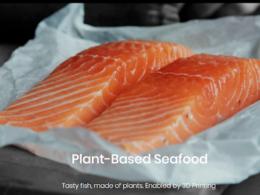 Stampare in 3D filetti di salmone vegetali: una prospettiva onirica?