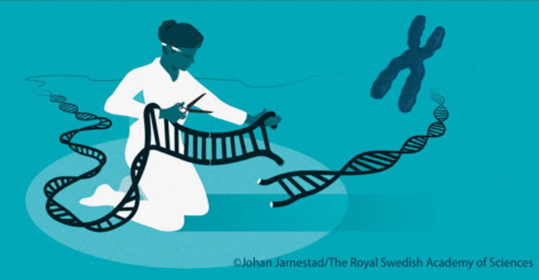 "CRISPR-CAS9, un ""taglia e cuci"" morale"