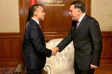 La politica estera secondo Di Maio: Libia