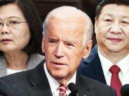 Taiwan: Joe Biden e l'altra Cina