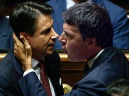Un Conte debole e in balia di Renzi