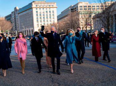 Inauguration Day: il significato dietro le scelte stilistiche della cerimonia