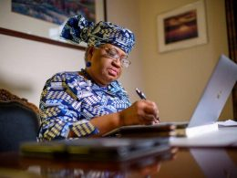 Ngozi Okonjo-Iweala ed il commercio globale