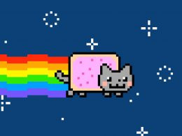 Nyan Cat, Monet e l'Arte Contemporanea